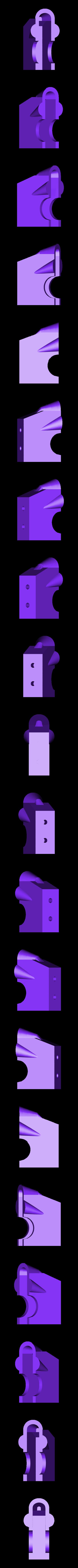 Lightcycle_Frame_Back.STL Download free STL file Lightcycle Model Kit • Design to 3D print, billythemighty3Dprinter