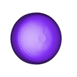 Lightcycle_Rear_Wheel_Hub.STL Télécharger fichier STL gratuit Kit modèle Lightcycle • Objet pour impression 3D, billythemighty3Dprinter