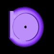 Lightcycle_Rear_Wheel_Left.STL Download free STL file Lightcycle Model Kit • Design to 3D print, billythemighty3Dprinter