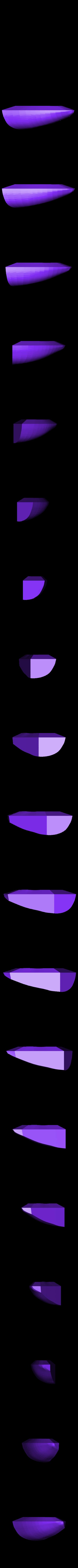 Lightcycle_Window_Right.STL Télécharger fichier STL gratuit Kit modèle Lightcycle • Objet pour impression 3D, billythemighty3Dprinter