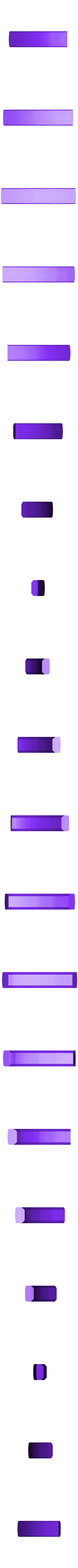 Lightcycle_Window_Top.STL Download free STL file Lightcycle Model Kit • Design to 3D print, billythemighty3Dprinter