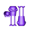 bender_all.STL Download free STL file Bender, Futurama • 3D print design, billythemighty3Dprinter