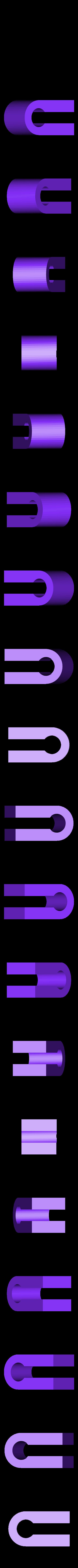 SpoolM6Clamp.STL Télécharger fichier STL gratuit Bobine • Objet à imprimer en 3D, billythemighty3Dprinter