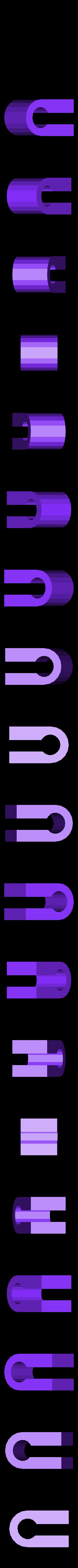 bar-clamp.stl Télécharger fichier STL gratuit Bobine • Objet à imprimer en 3D, billythemighty3Dprinter