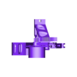 xthrdr_total.stl Download free STL file xtrhdr a geared nema23 extruder for a cupcake • 3D printing model, billythemighty3Dprinter