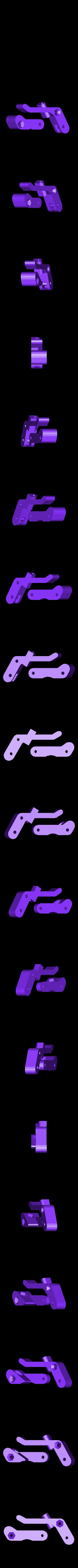extruder_v2.stl Télécharger fichier STL gratuit Extrudeuse minimaliste MK7 avec petit driver filamentaire • Plan à imprimer en 3D, Kellywatchthestars