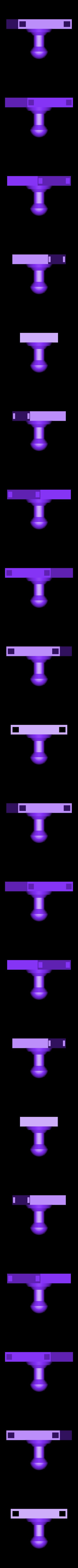 ElegantHolder.stl Télécharger fichier STL gratuit Buvard à bascule imprimable • Plan pour impression 3D, Kellywatchthestars