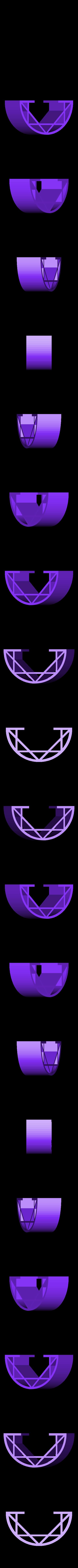 RockerBlotter.stl Télécharger fichier STL gratuit Buvard à bascule imprimable • Plan pour impression 3D, Kellywatchthestars