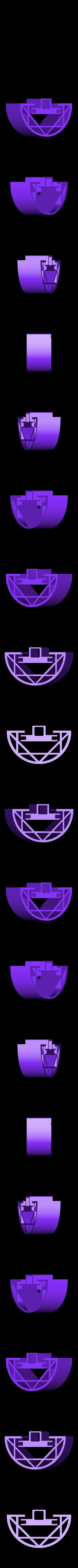 RockerBlotterHolder.stl Télécharger fichier STL gratuit Buvard à bascule imprimable • Plan pour impression 3D, Kellywatchthestars