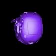 T-800_Exoskull_Final.stl Download free STL file T-800 Terminator Exoskull • 3D printer model, Kellywatchthestars