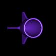 Rocket_Shot.STL Télécharger fichier STL gratuit Verre à plombs de fusée • Objet pour impression 3D, Kellywatchthestars