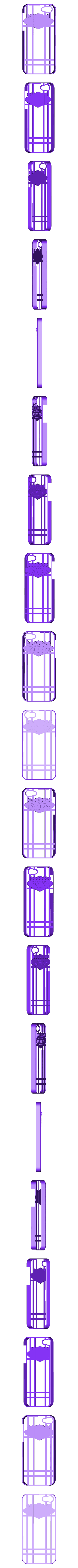 vegas_sign_iphone_5_case_repaired.stl Download free STL file iPhone 5 Vegas Case • 3D printing model, AliSouskian