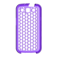 honey_Comb_Galaxy_S3_case_repaired.stl Download free STL file Honeycomb Samsung Galaxy S3 Case • 3D printing model, AliSouskian