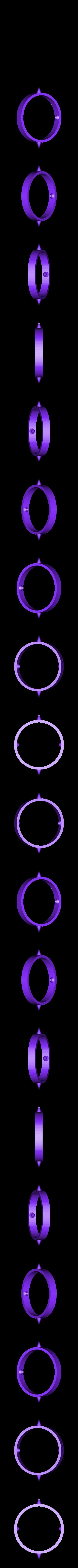 gyroscope-gimbal1.stl Télécharger fichier STL gratuit Gyroscope jouet • Modèle imprimable en 3D, AliSouskian