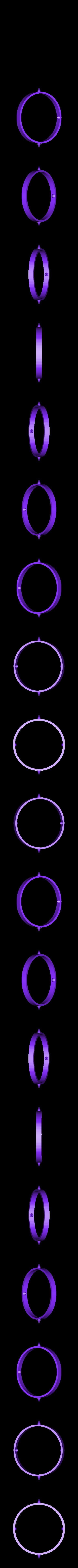 gyroscope-gimbal3.stl Télécharger fichier STL gratuit Gyroscope jouet • Modèle imprimable en 3D, AliSouskian