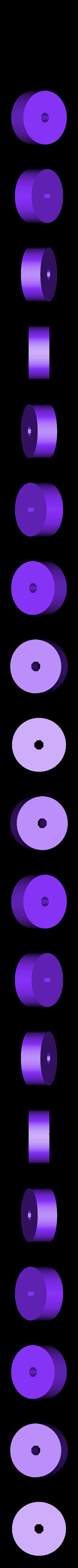 gyroscope-rotor.stl Télécharger fichier STL gratuit Gyroscope jouet • Modèle imprimable en 3D, AliSouskian