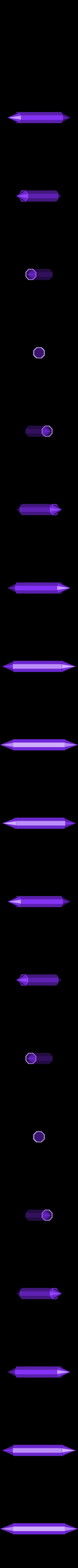 gyroscope-axle.stl Télécharger fichier STL gratuit Gyroscope jouet • Modèle imprimable en 3D, AliSouskian
