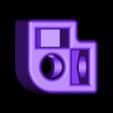3d_Rod_Joint.STL Download free STL file 3d Rod Connector • 3D printing design, JeremyRonderberg93