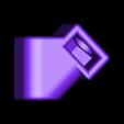 45degree_Rod_Joint.stl Download free STL file 45° Rod Joint • 3D printable template, JeremyRonderberg93