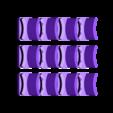 Chandelier_PrusamentSpool_Dominik Cisar_R3.stl Download free STL file CHANDELIER - PRUSAMENT SPOOL - reuse idea • 3D printing template, cisardom