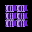 Chandelier_PrusamentSpool_Dominik Cisar_R4.stl Download free STL file CHANDELIER - PRUSAMENT SPOOL - reuse idea • 3D printing template, cisardom