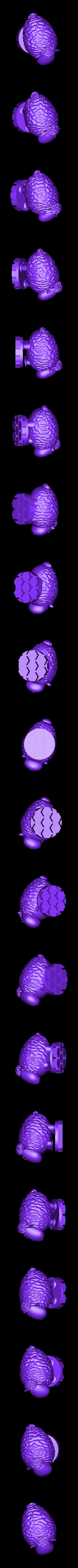 Zoetrope_Prusament Spool_by Dominik Cisar_Sheep 06.stl Download free STL file SPIROGRAPH - PRUSAMENT SPOOL - reuse idea • 3D print model, cisardom