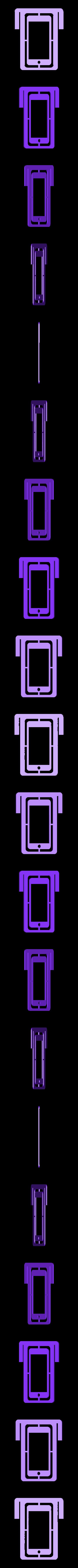 iOS_Design_Template_50_Scale.stl Télécharger fichier STL gratuit Pochoir et signet iOS Design • Objet pour impression 3D, arron_mollet22