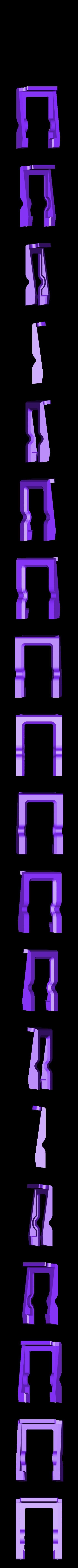 Fan_Holder.STL Télécharger fichier STL gratuit Ultimaker - Support de ventilateur résistant à la chaleur • Objet pour impression 3D, aliregunhito