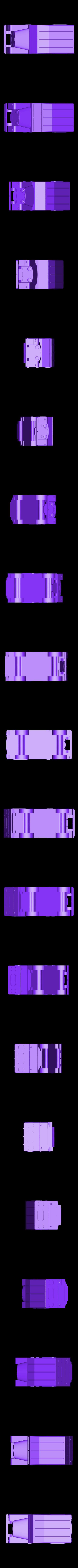 Assembly1.stl Télécharger fichier STL gratuit Land Rover série 1 • Objet pour imprimante 3D, Terryjenkins3D