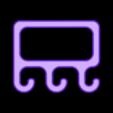 bagHolder.STL Download free STL file Bag Holder - Shopping Handle • 3D printable template, Terryjenkins3D