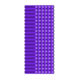 antiwarping_block_V2_6_08_6_20_10.stl Download free STL file Anti-Warping Block, Truncated Octahedrons • Model to 3D print, zootopia3Dprints
