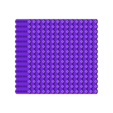 antiwarping_block_V2_10_08_15_15_8.stl Download free STL file Anti-Warping Block, Truncated Octahedrons • Model to 3D print, zootopia3Dprints