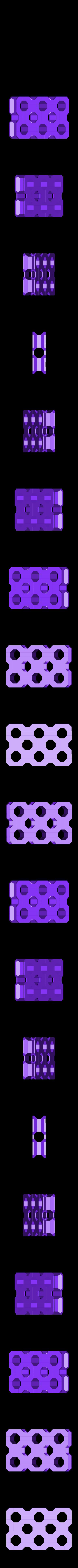 internal_structure1.stl Télécharger fichier STL gratuit Script de structure de tube interne pour OpenScad • Modèle pour impression 3D, zootopia3Dprints