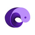yinyang_cylinder.stl Download free STL file Parametric Yin Yang Cylinder • 3D printing object, zootopia3Dprints