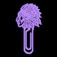 2.stl Télécharger fichier STL gratuit Signet de lecture ( 3 clips) • Design imprimable en 3D, 3dprintlines