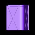 right_back_bottom.stl Télécharger fichier STL gratuit wanhao D7 boîtier, couvercle, couvercle, couvercle • Plan à imprimer en 3D, mariospeed
