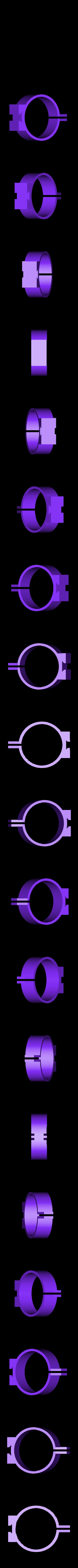 bhl-box-clip.stl Download free STL file NeoPixel Bike Light • 3D printer template, Adafruit