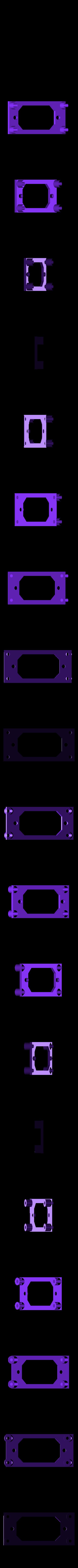 bhl-feather-mount.stl Download free STL file NeoPixel Bike Light • 3D printer template, Adafruit