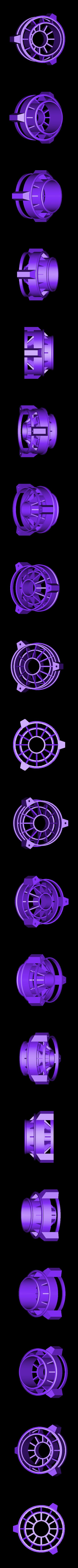 bhl-headlight-a.stl Download free STL file NeoPixel Bike Light • 3D printer template, Adafruit