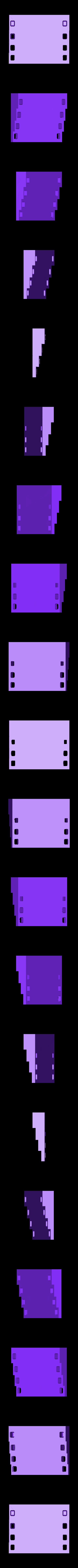 petit escalier barriére.stl Download STL file playmobil studio • 3D print design, catf3d