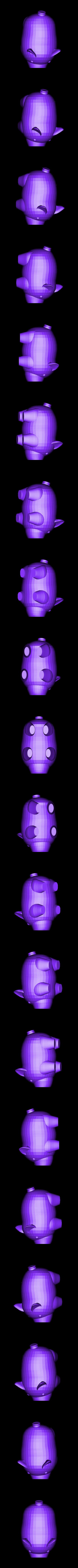 pig.stl Télécharger fichier STL gratuit Mini Cochon • Design à imprimer en 3D, brenda_cholula