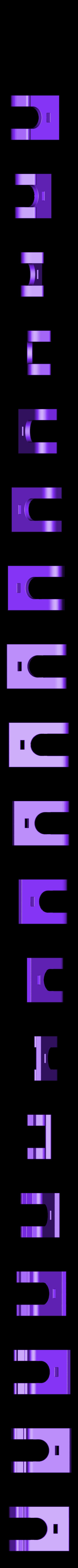 BART.part1.stl Download STL file phone holder bart simpson • Template to 3D print, ernestmocassin
