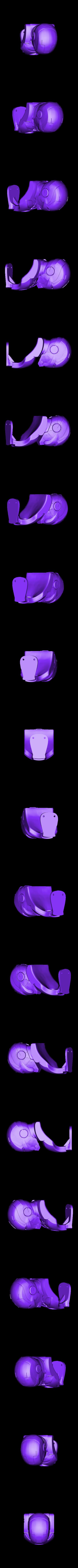 ironman_bust_max7th.stl Télécharger fichier STL gratuit IRON MAN BUST_by max7th • Design pour imprimante 3D, kimjh
