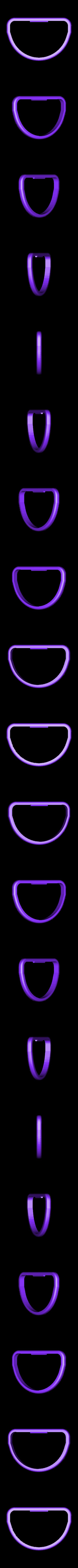 Fixing_Band.STL Télécharger fichier STL gratuit Adaptateur de télévision à distance pour les personnes âgées • Plan pour imprimante 3D, Jeypera3D