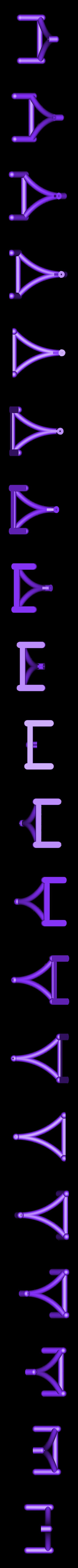 Perpetual_stand.STL Télécharger fichier STL gratuit Le mouvement perpétuel, Léonard de Vinci • Plan pour impression 3D, Jeypera3D