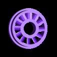Turbo_mid_stator.STL Download free STL file Turbine Rotary Tool 60,000 rpm • 3D printing object, Jeypera3D