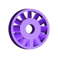 Turbo_Rotor.STL Download free STL file Turbine Rotary Tool 60,000 rpm • 3D printing object, Jeypera3D