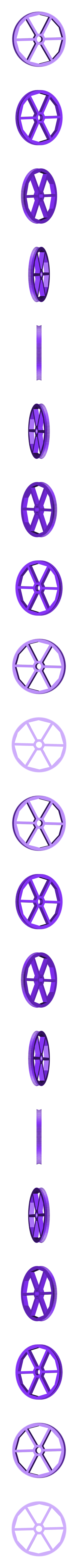 Tacho_wheel_167t_x_0.8.STL Download free STL file Turbine Rotary Tool 60,000 rpm • 3D printing object, Jeypera3D