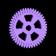 39-45_tooth_drive_gear.stl Télécharger fichier STL gratuit Amélioré ! iPhone Gear Case avec mécanisme de Genève • Objet pour impression 3D, bobodurand4589