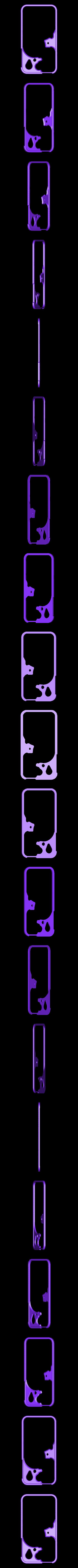 iPhone_4S_Gear_Case_Ridge.stl Télécharger fichier STL gratuit Amélioré ! iPhone Gear Case avec mécanisme de Genève • Objet pour impression 3D, bobodurand4589